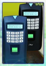 Biometric Finger Thumb Print With Proximity Card Door